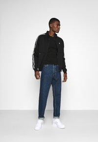 Antony Morato - SUPER SLIM FIT - Camiseta básica - black - 1