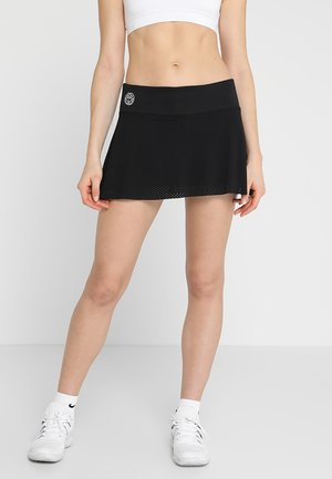 CHARLIE TECH SKORT - Sports skirt - black