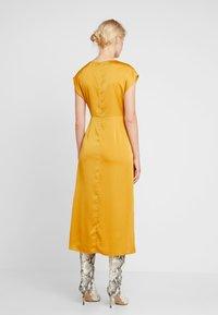 Love Copenhagen - LORALC DRESS - Maxi dress - golden glow - 2