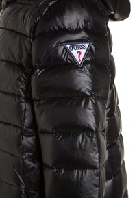 Guess - JACKET CORE STRETCH - Daunenjacke - jet black/frost - 3