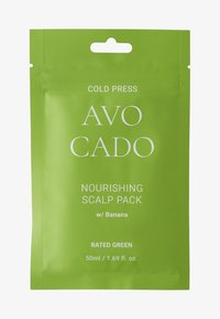RATED GREEN - COLD PRESS AVOCADO NOURISHING SCALP PACK W/BANANA 2 PACK - Kit capelli - - - 0