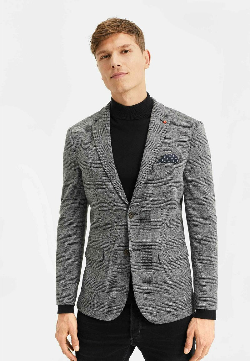 WE Fashion - Chaqueta de traje - grey