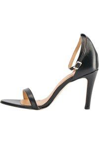 faina - HIGH-HEEL-SANDALETTE - High heeled sandals - schwarz - 0