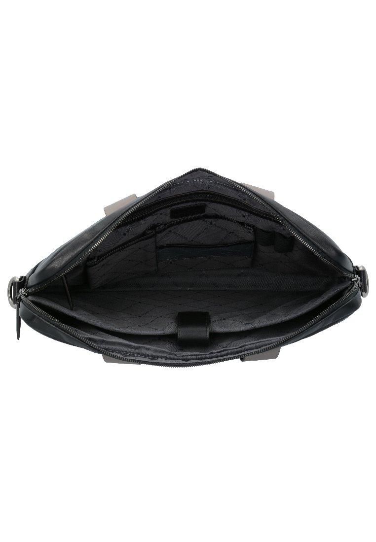 Braun Büffel LIVORNO  - Aktentasche - black/schwarz - Herrentaschen 8Tjl7
