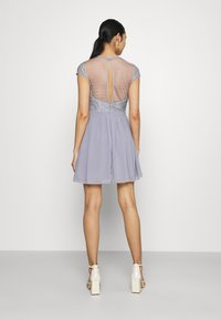 Nly by Nelly - DREAM ON DRESS - Cocktail dress / Party dress - dusty blue - 2