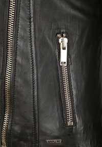 Rino&Pelle - GHOST - Leather jacket - dark chocolate - 4
