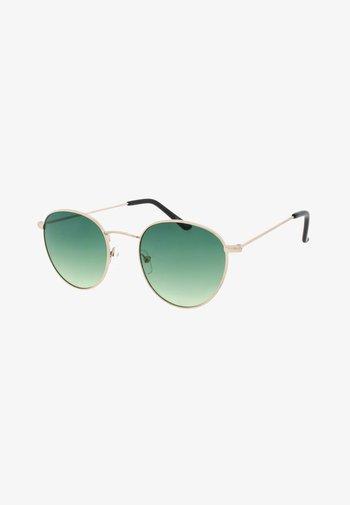 VEGAS - Sunglasses - matt gold