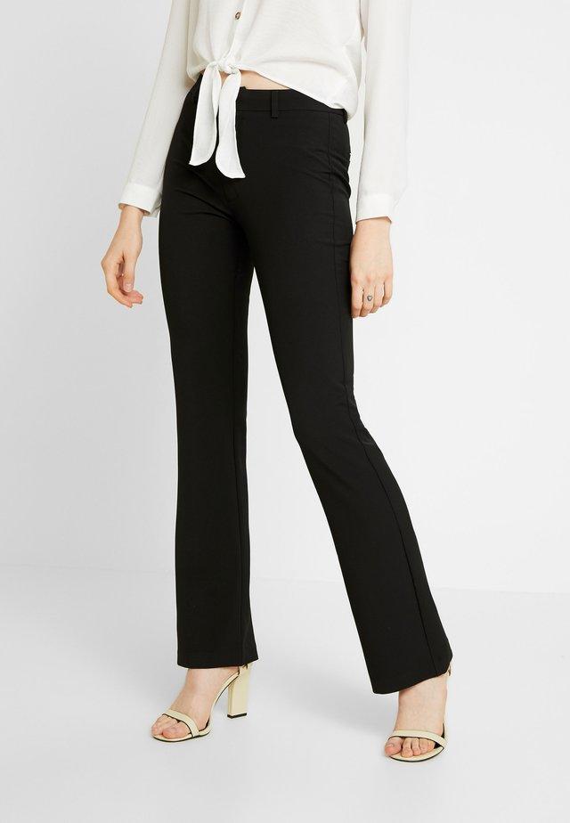 SASSY - Pantalon classique - black