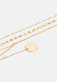 Pieces - PCBLODWEN COMBI NEKLACE - Necklace - gold-coloured - 2
