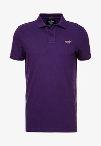 Hollister Co. - HERITAGE - Polo - berry - 3