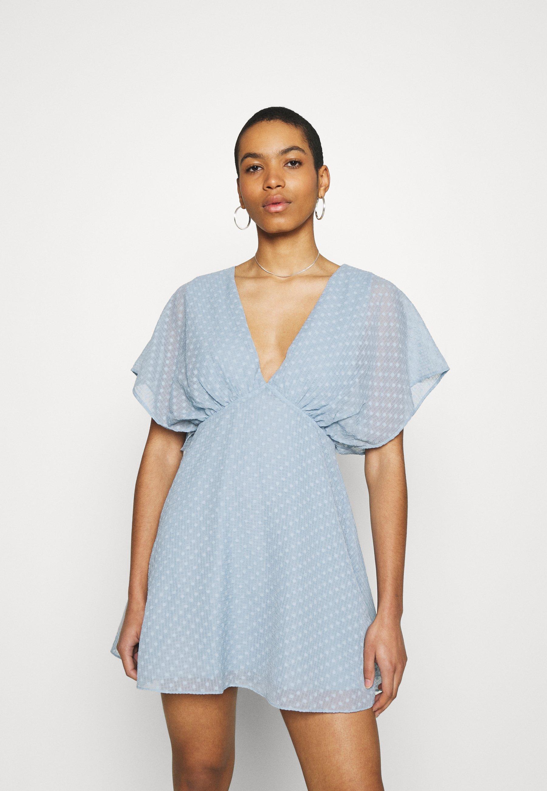 Women VAAL SHORT DRESS - Day dress