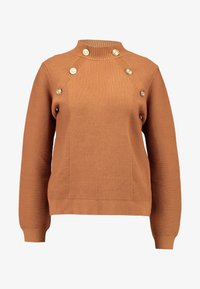 River Island - Jumper - toffee