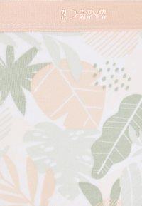 DIM - POCKET BRIEF 5 PACK - Slip - tropical pastel - 6