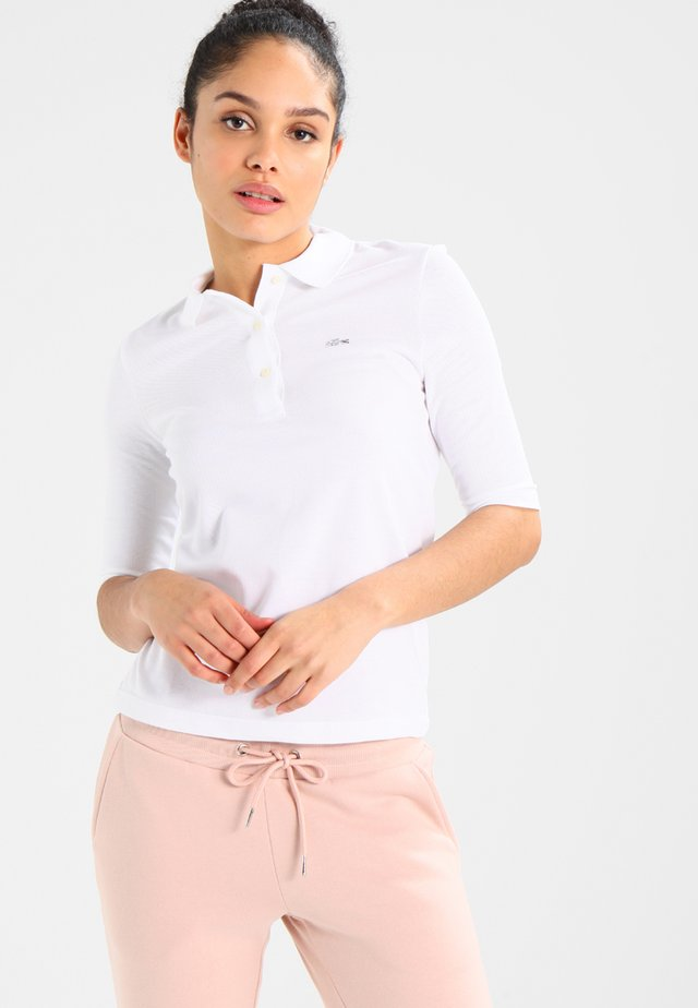 CORE - Polo shirt - white