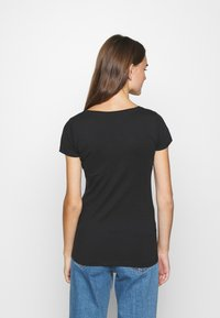 Pepe Jeans - BEA 2 PACK - T-shirt basic - black - 2
