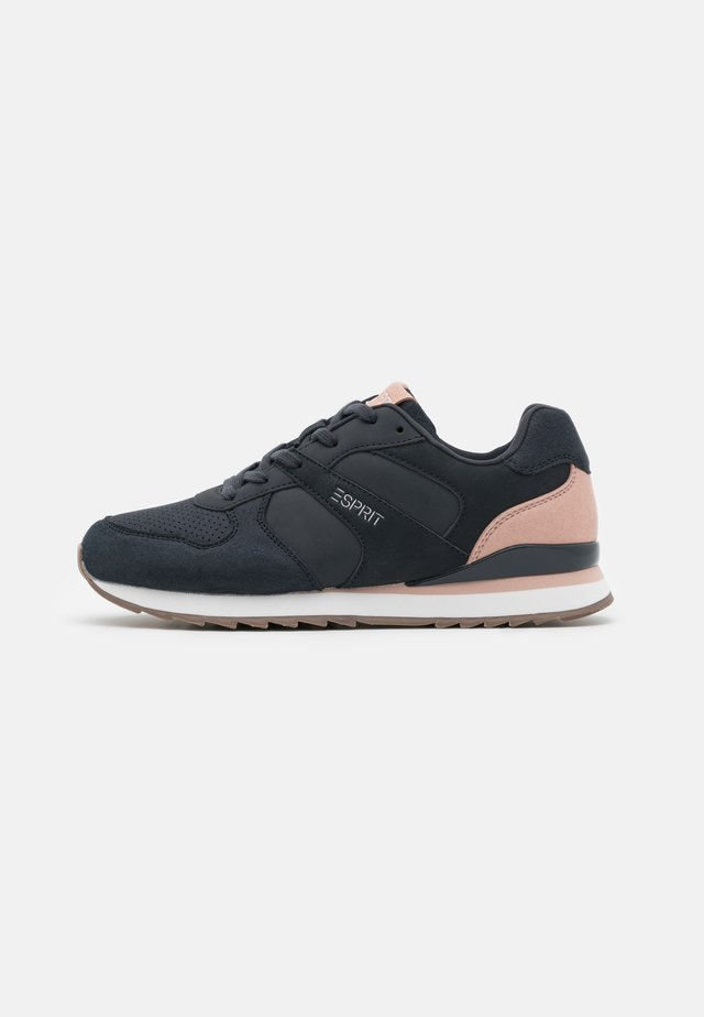 AMBRO  - Sneakersy niskie - navy