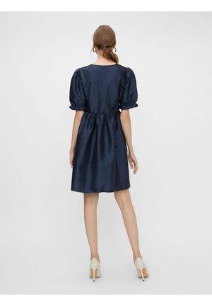 Cocktail dress / Party dress - navy blazer