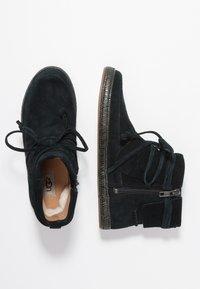UGG - REID - Boots à talons - black - 3