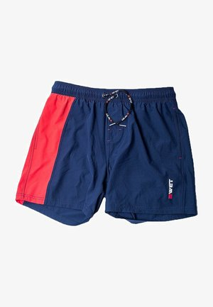 ECO-FRIENDLY QUICK DRY UV PROTECTION PERFECT FIT - Zwemshorts - dark blue