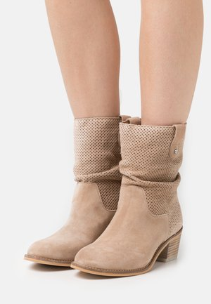 NELLY - Classic ankle boots - arena