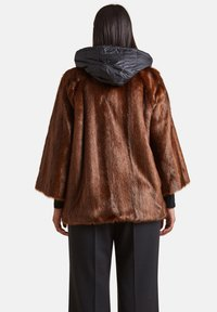Elena Mirò - Winter jacket - marrone - 2