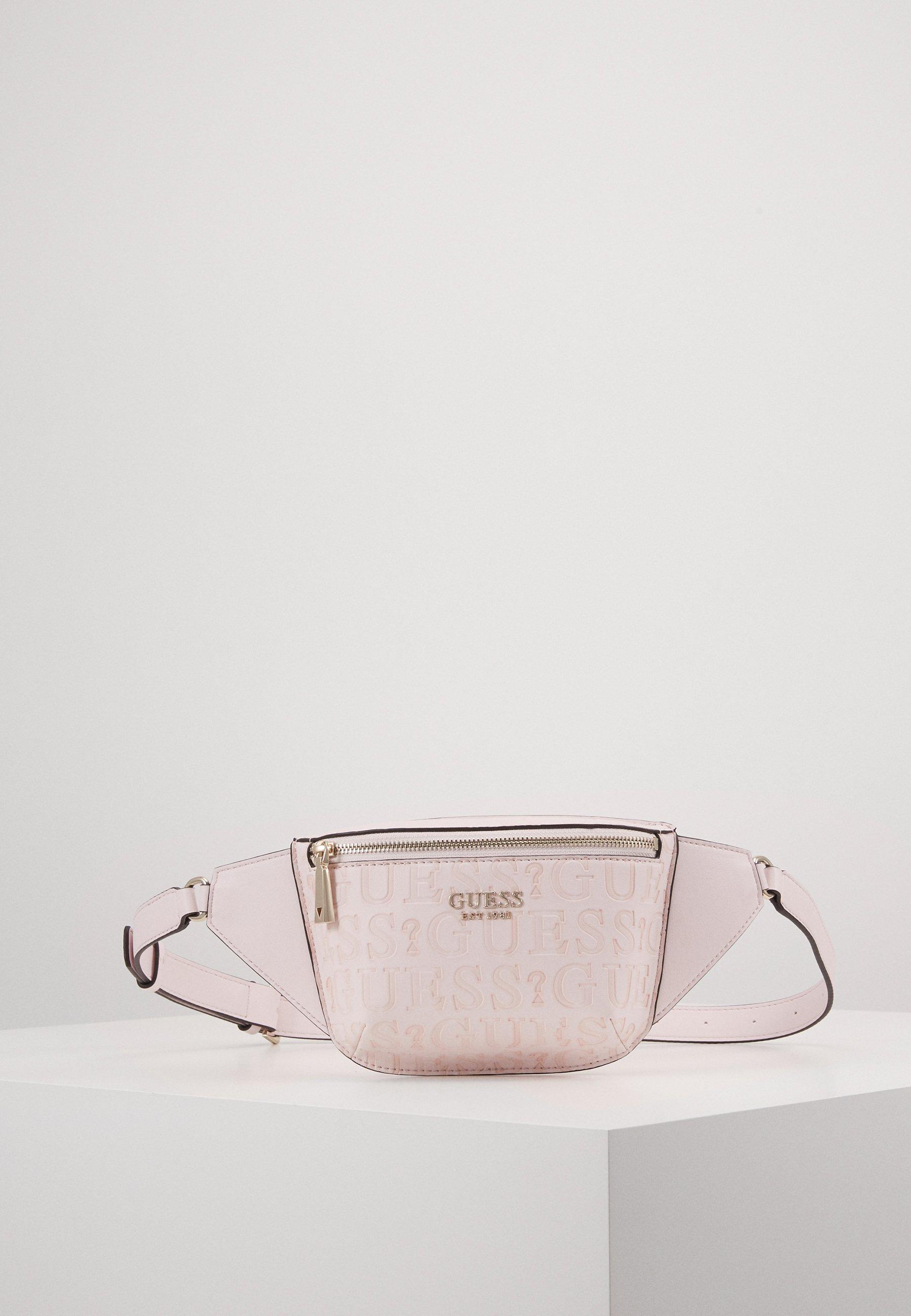 Guess Kaylyn Belt Bag - Gürteltasche Blush/pink