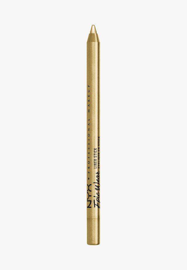 EPIC WEAR LINER STICKS - Eyeliner - 02 gold plated