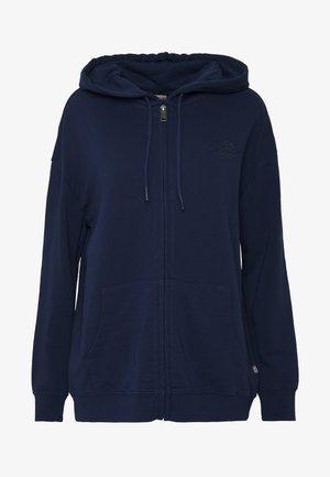 BICCARI - Zip-up hoodie - medieval blue