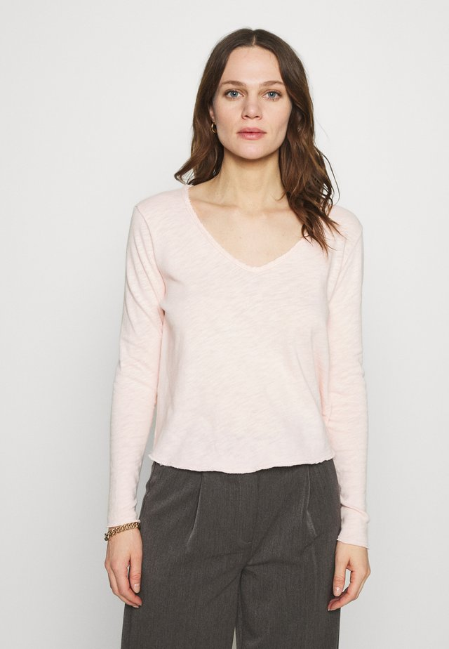 SONOMA - T-shirt à manches longues - rosee vintage