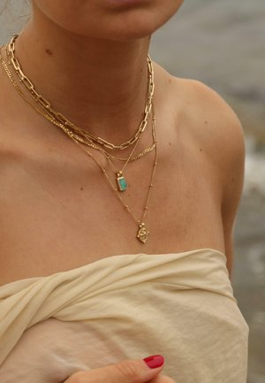 MINA  - Halskette - gold