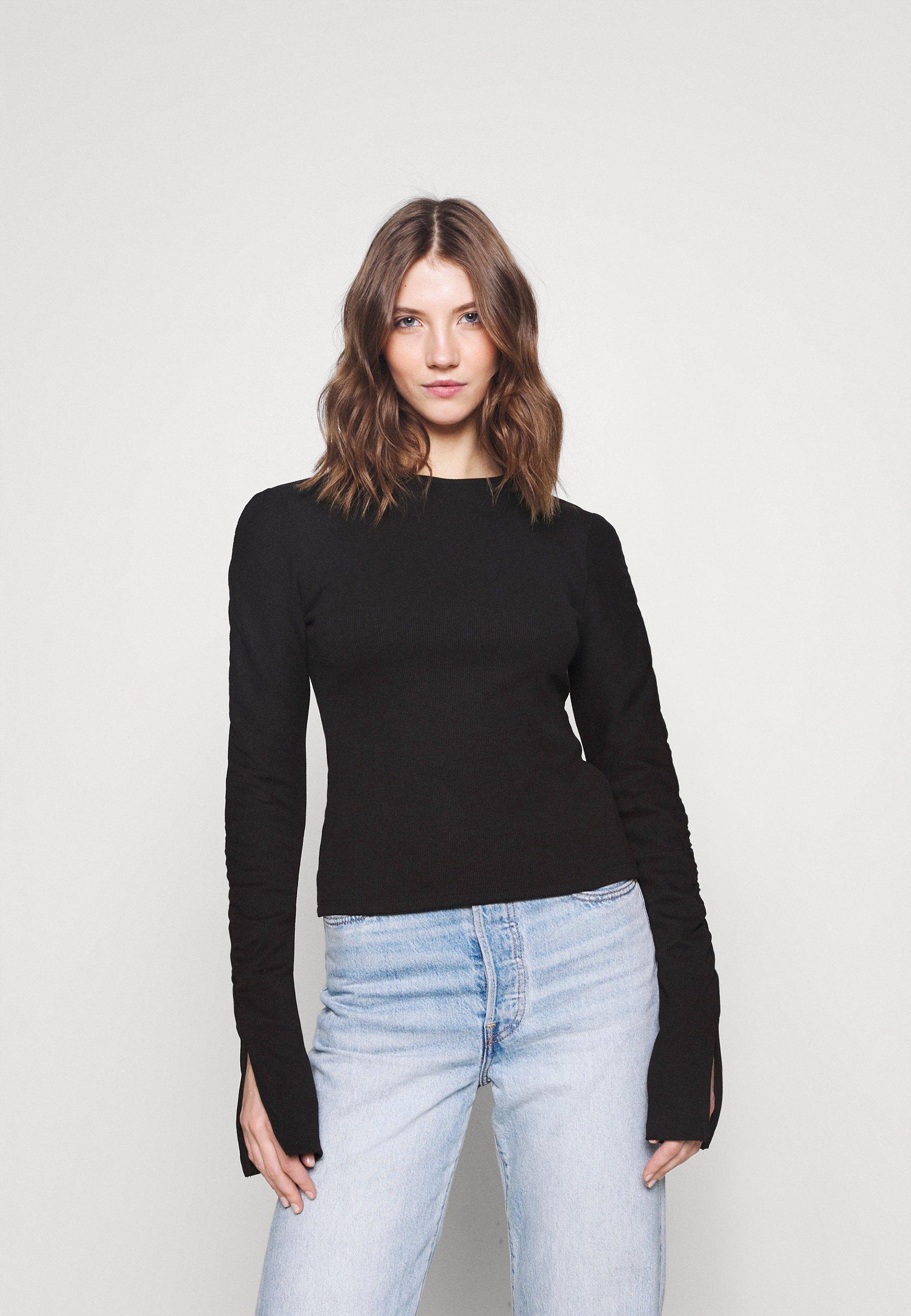 Women SLEEVE DETAIL - Long sleeved top
