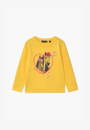 SMALL GIRLS HORSE - Sweater - stroh