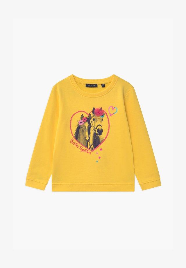 SMALL GIRLS HORSE - Sweatshirt - stroh
