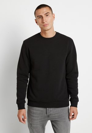 ONSCERES LIFE CREW NECK - Felpa - black