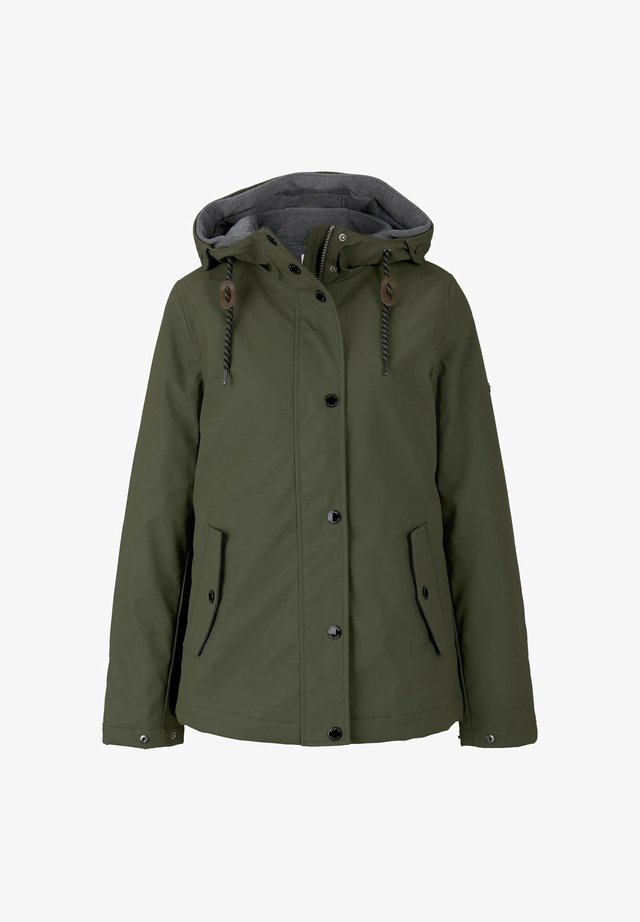 Outdoor jacket - olive night green