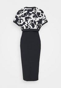 MAX&Co. - DANAE - Pouzdrové šaty - navy blue - 1