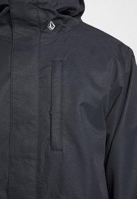 Volcom - 17FORTY INS JACKET - Snowboard jacket - black - 6