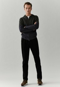 Massimo Dutti - Cardigan - green - 1