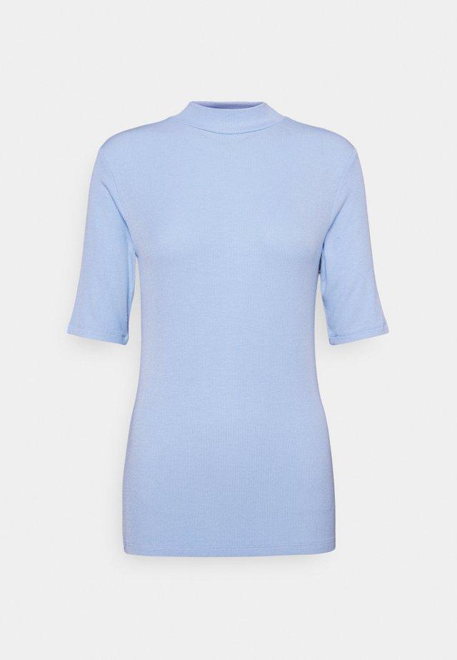 KROWN - T-shirt basic - chambray blue