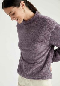 DeFacto - Fleece jumper - purple - 4