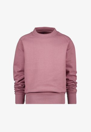 Sweater - moauve pink