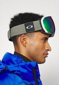 Oakley - FLIGHT PATH XL UNISEX - Gogle narciarskie - prizm snow jade - 0