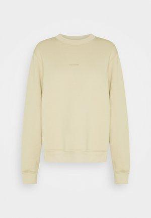 CREW - Sweatshirt - tan