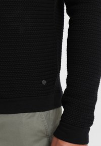 Solid - SHAD - Strickjacke - black - 5