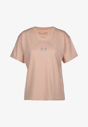 T-Shirt print - desert rose