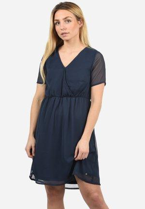 CHARLOTTE - Korte jurk - mood indigo