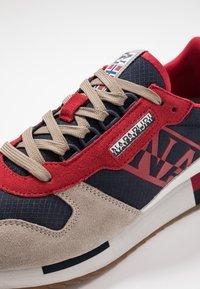Napapijri - Sneaker low - navy/beige/multicolor - 5