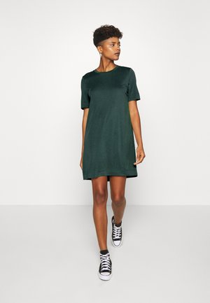 ABBIE DRESS - Jersey dress - khaki green/medium dusty