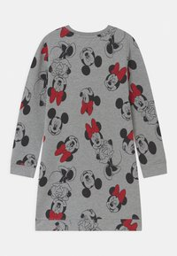 OVS - DISNEY MICKEY MOUSE & MINNIE MOUSE - Denní šaty - titanium - 1