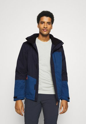 BAKER - Outdoor jacket - dark blue